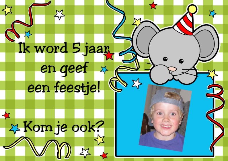Kinderfeestjes - Uitnodiging kinderverjaardag1