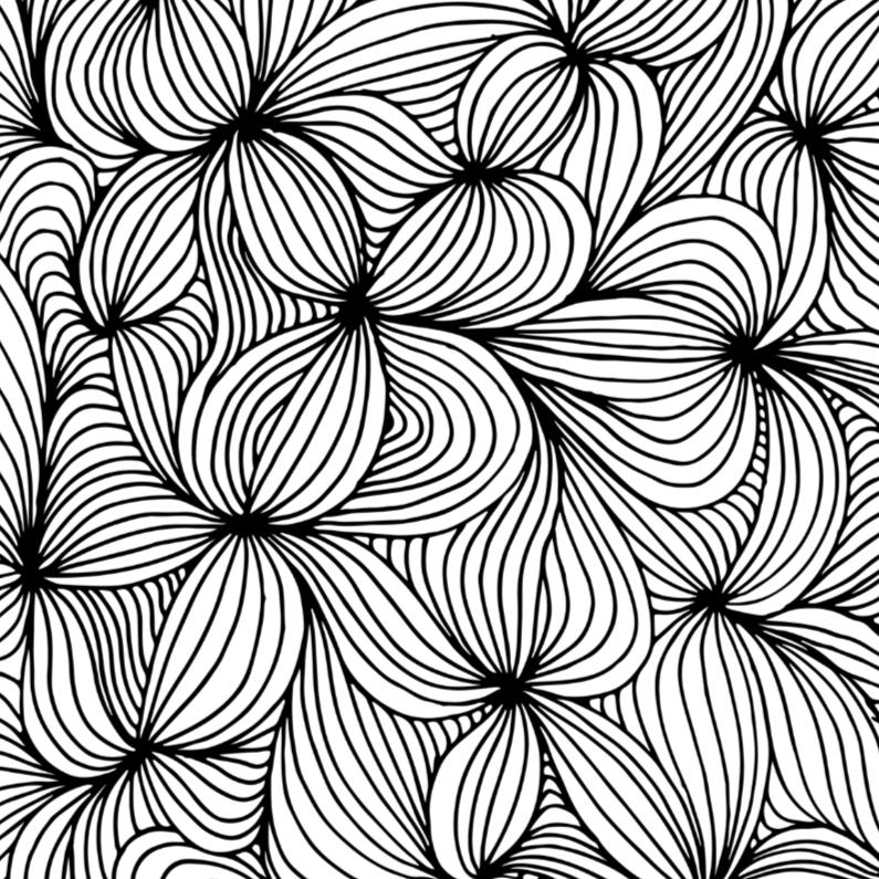 Kleurplaat kaarten - Alies Design inkleuren