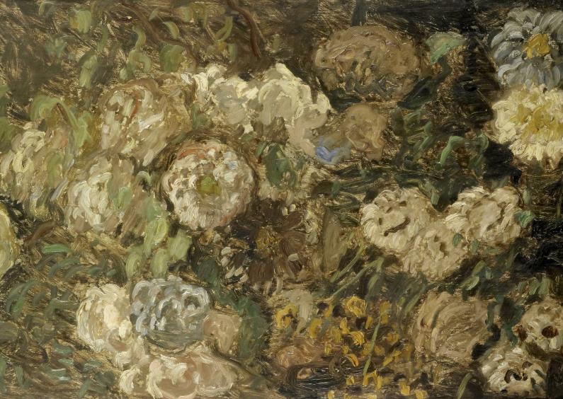 Kunstkaarten - Bloemen - Claude Monet