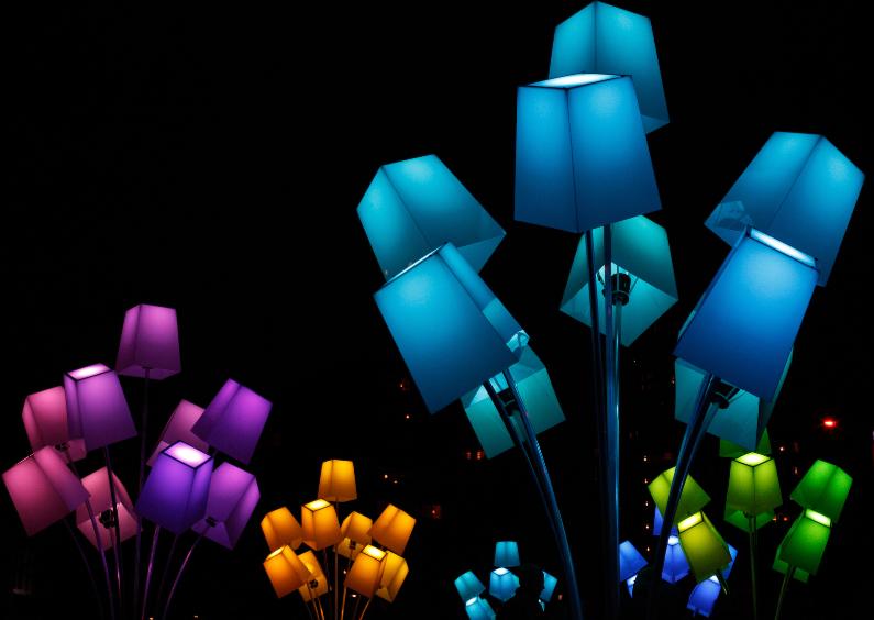 Kunstkaarten - Lichtfestival Glow Eindhoven 2