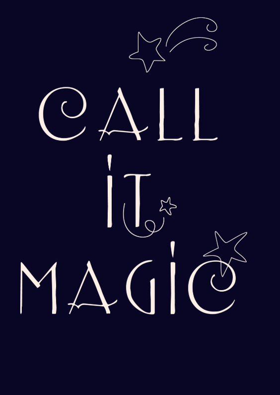 Liefde kaarten - Call it Magic