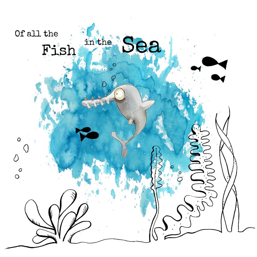 Liefde kaarten - Liefde kaarten of all the fish in the sea