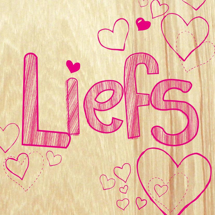 Liefde kaarten - liefs valentijn -BF