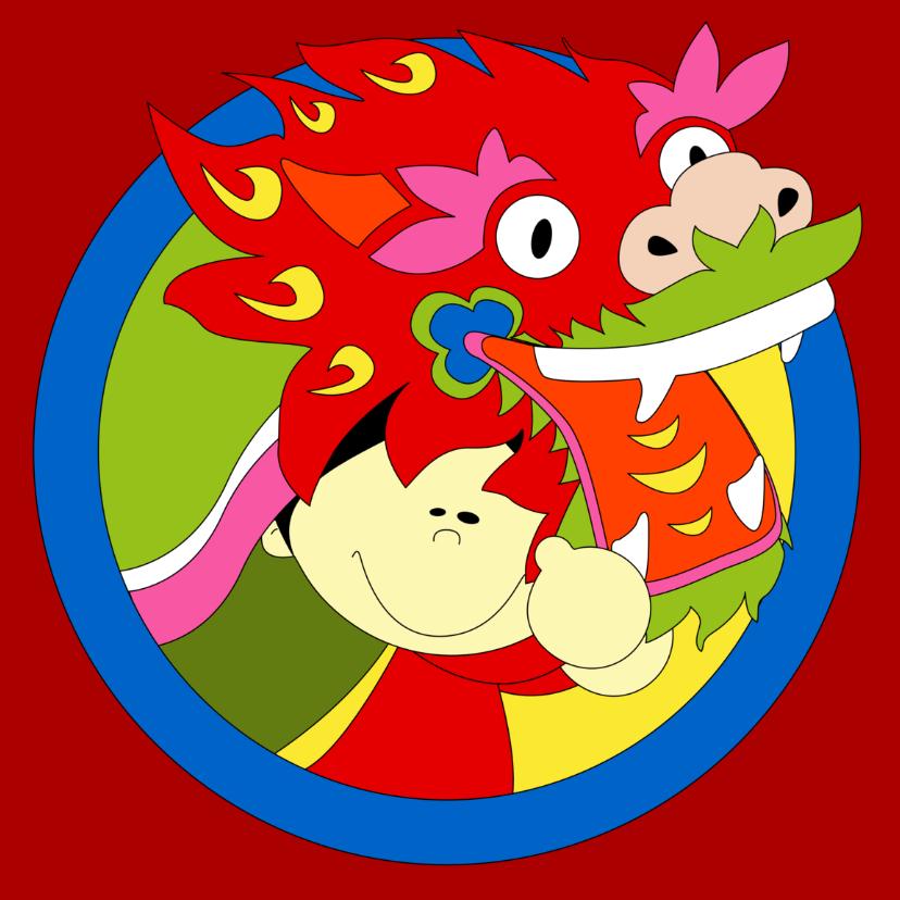 Nieuwjaarskaarten - Chinees Nieuwjaar!