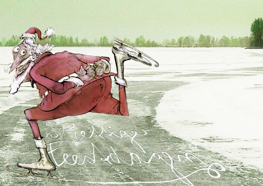 Nieuwjaarskaarten - kerstkaart 002