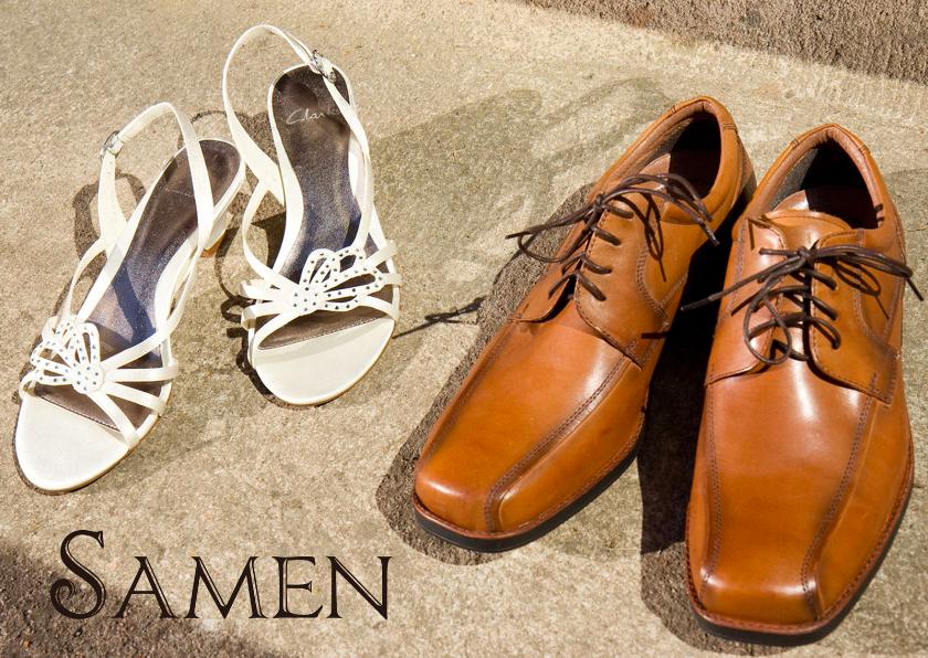 Samenwonen kaarten - Samen schoenen