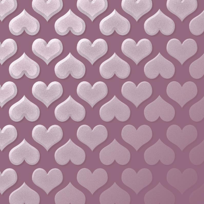 Samenwonen kaarten - Zeg het met harten