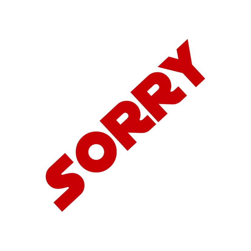 Sorry kaarten - Verjaardagskaart sorry - LB