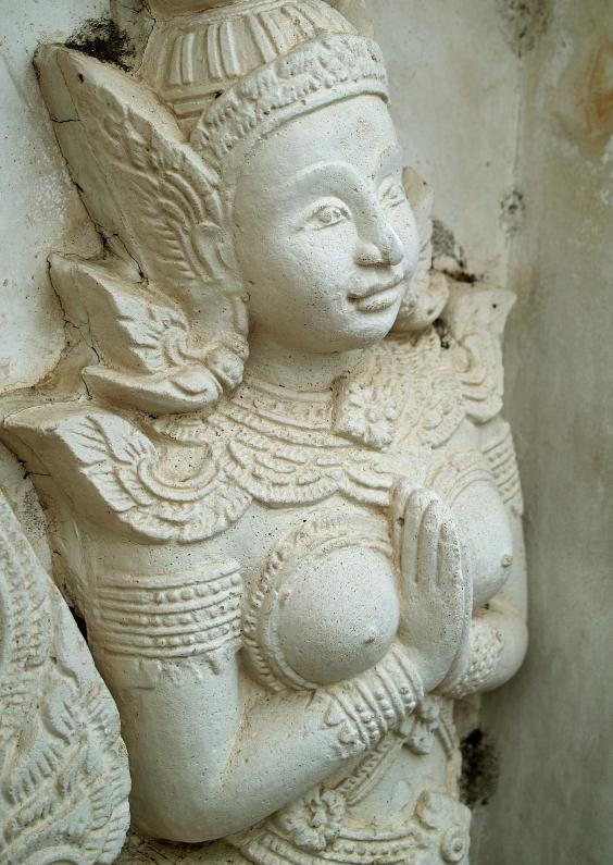 Religie kaarten - Bodhisattva Boeddha