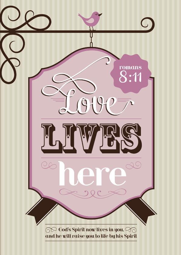 Religie kaarten - HEE Goodies romeinen 8:11