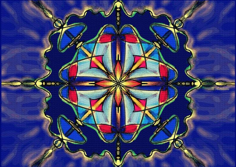 Religie kaarten - LichtMandala