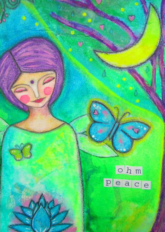Religie kaarten - Ohm Peace