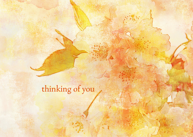Sterkte kaarten - 14174 Thinking of you