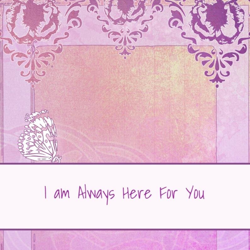 Sterkte kaarten - Always Here For You