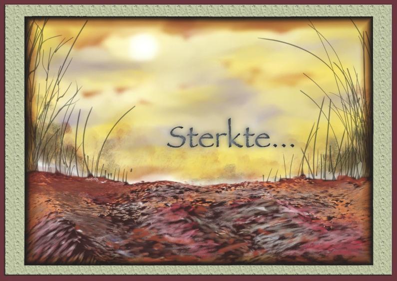 Sterkte kaarten - Herfst1