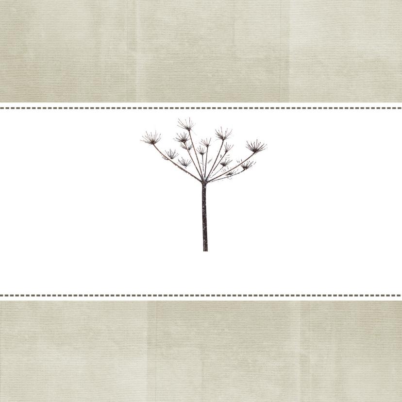 Sterkte kaarten - Kaart Sterkte bloem