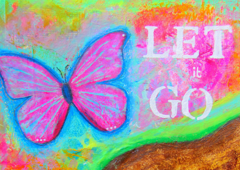 Sterkte kaarten - Let it go
