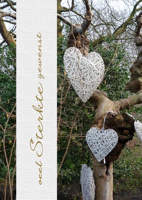 Sterkte kaarten - Sterkte Hartenboom