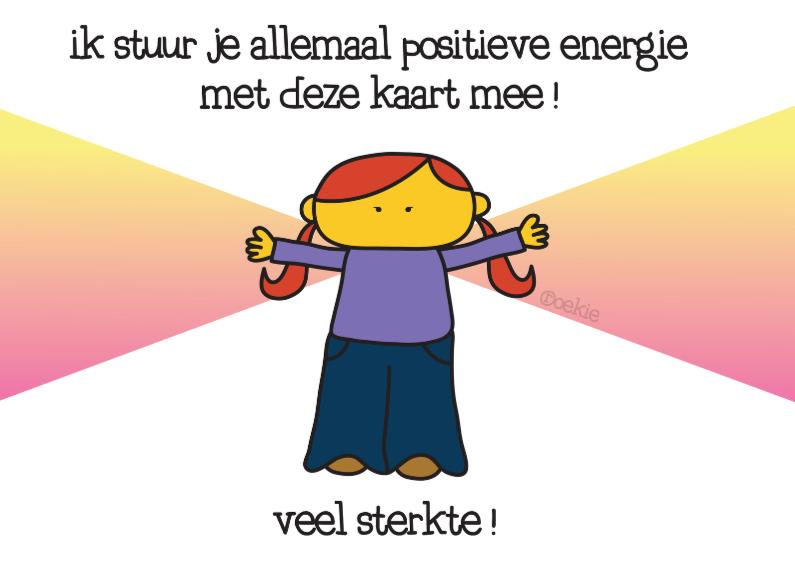Sterkte Positieve Energie 1