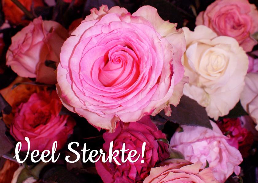 Sterkte kaarten - Sterktekaart rozen