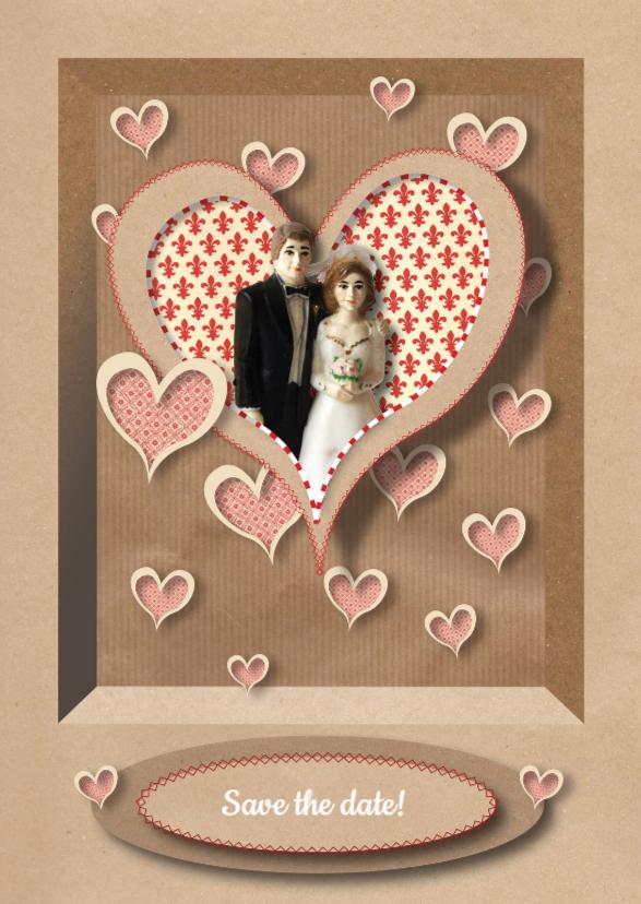 Trouwkaarten - HuwelijkBox