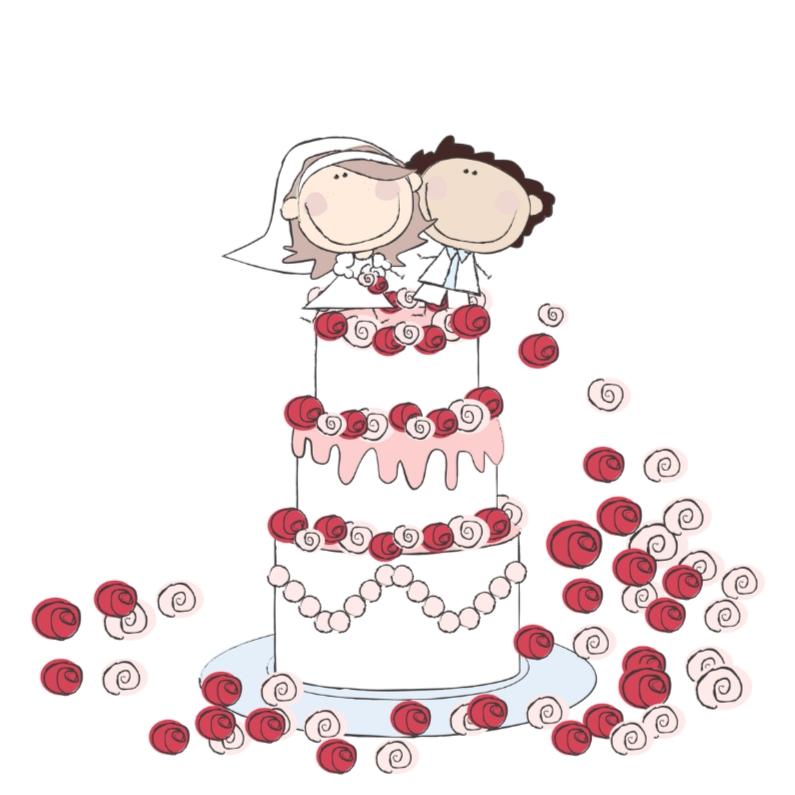 Trouwkaarten - Wij trouwen ja