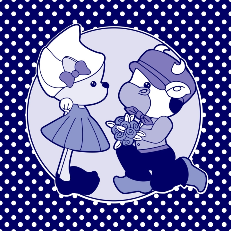 Trouwkaarten - Wil je met me trouwen