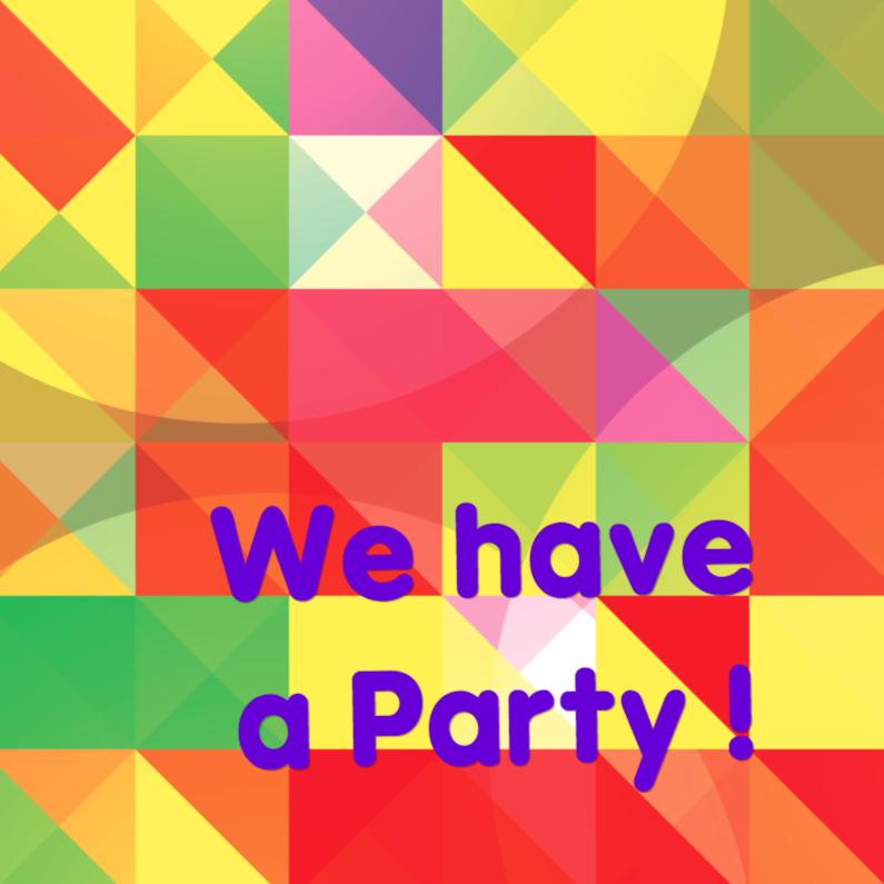 Uitnodigingen - Alies Design Uitnodiging 2