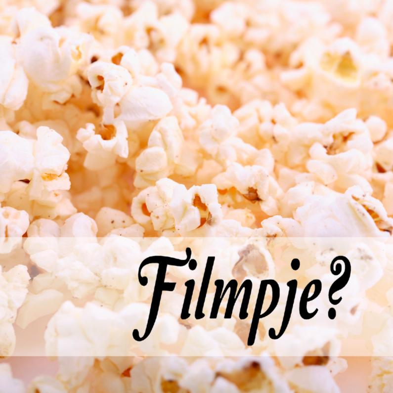 Uitnodigingen - Filmpje