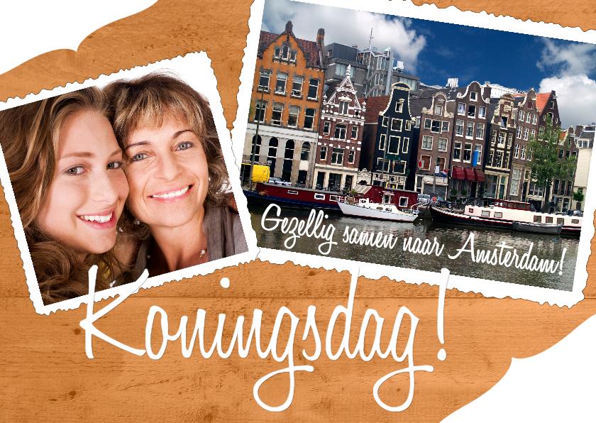Uitnodigingen - Koningsdag! Amsterdam - BK