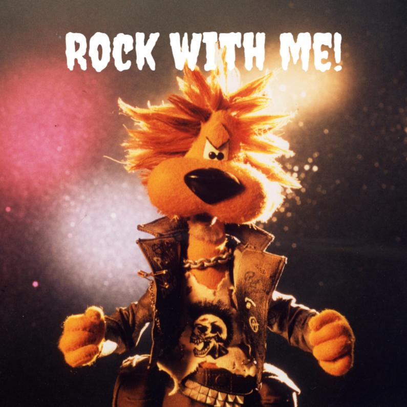 Uitnodigingen - Loeki de Leeuw Rockstar