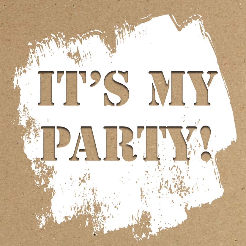 Uitnodigingen - made4you-party