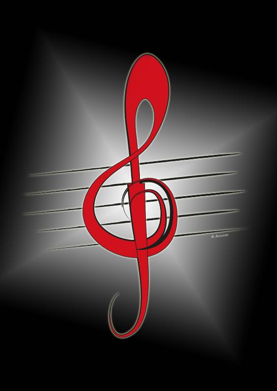 Uitnodigingen - Muzieksleutel