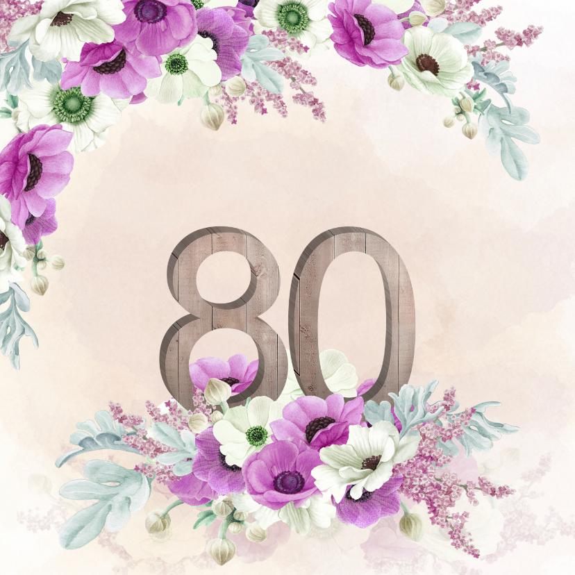 Genoeg Verjaardag 80 Jaar Vieren Ge96 Aboriginaltourismontario