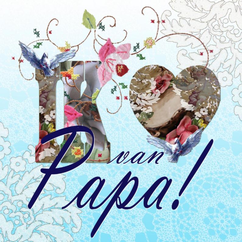 Vaderdag kaarten - KendieKaart-Vaderdag-LFD