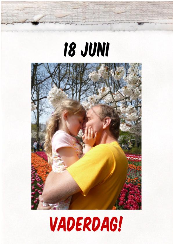 Vaderdag kaarten - Vaderdag Kalender