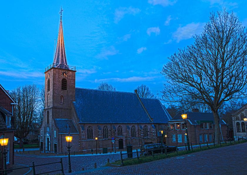 Vakantiekaarten - Ansichtkaart Kerk Capelle aan den IJssel