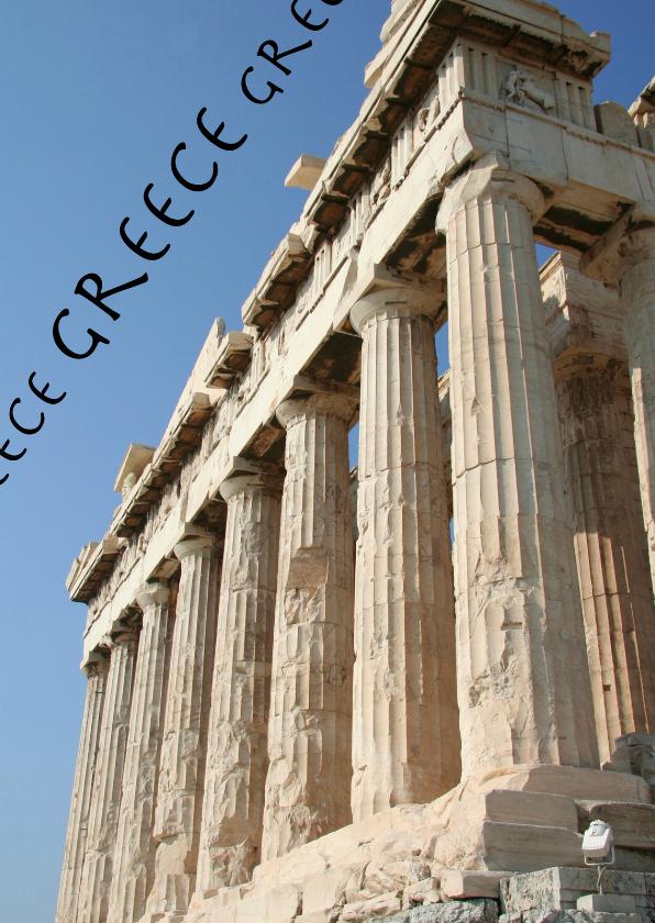Vakantiekaarten - Greece
