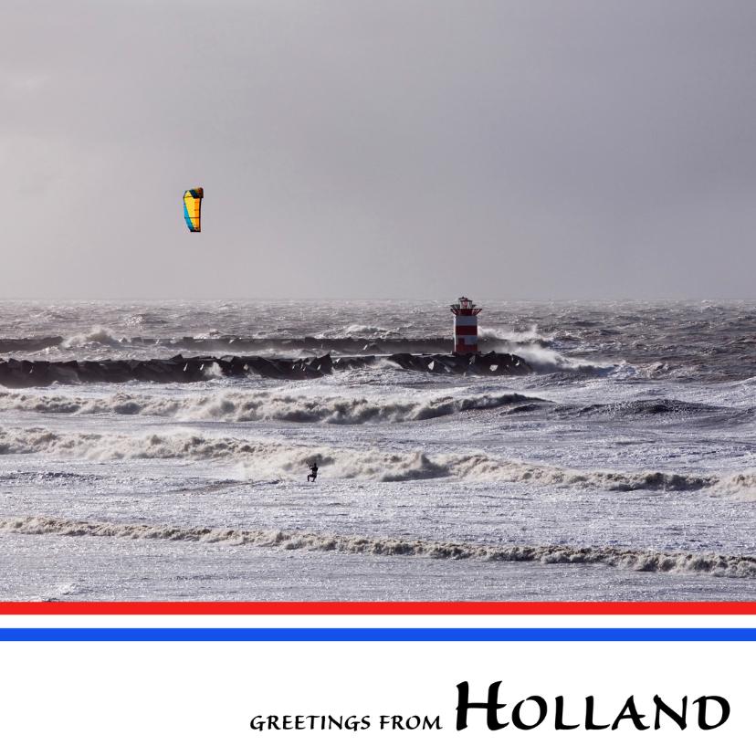 Zomaar kaarten - Greetings from Holland XVI