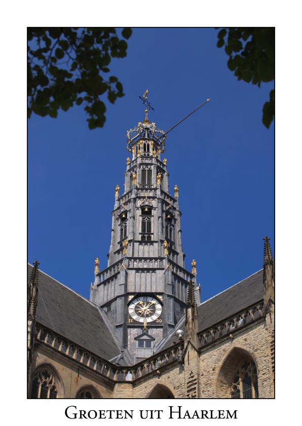 Vakantiekaarten - Groeten uit Haarlem II