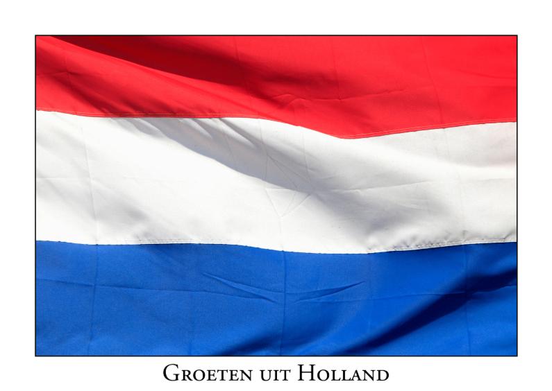 Vakantiekaarten - Groeten uit Holland II