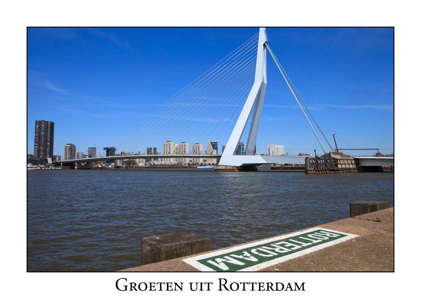 Vakantiekaarten - Groeten uit Rotterdam V