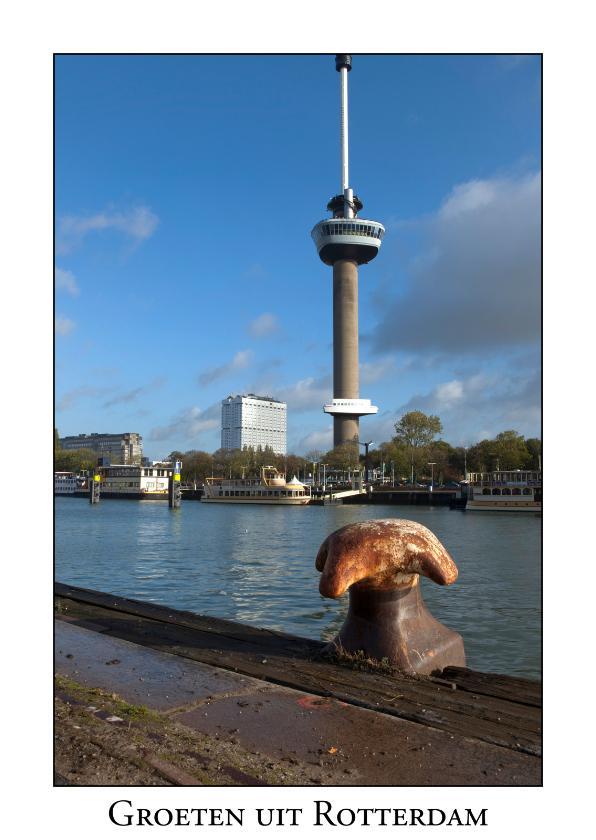 Vakantiekaarten - Groeten uit Rotterdam XXIII
