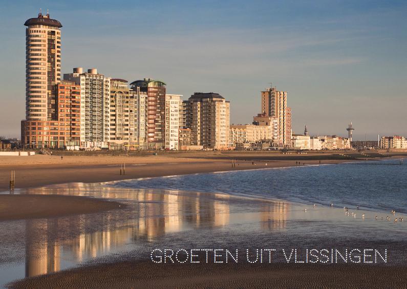 Vakantiekaarten - Groeten uit Vlissingen