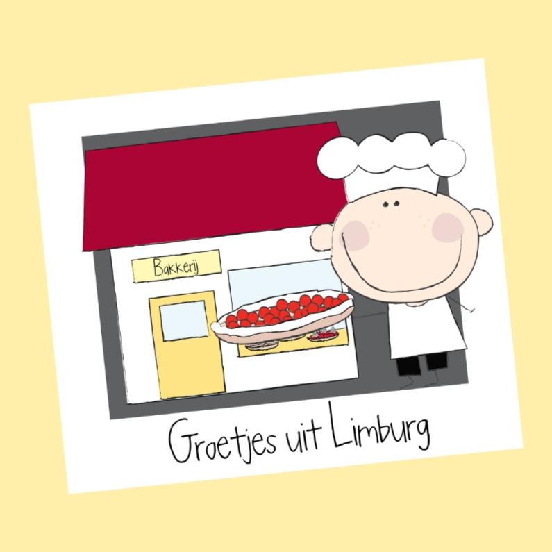 Vakantiekaarten - Groetjes uit Limburg