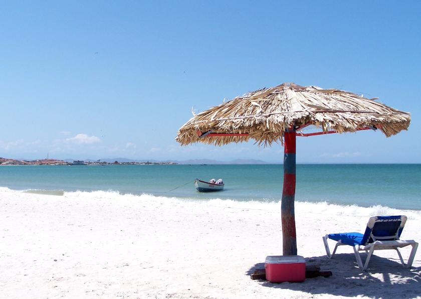 Vakantiekaarten - Vakantiekaartje Tropical