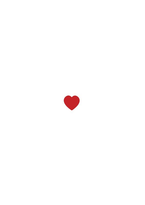 Valentijnskaarten - Eenzaam hart