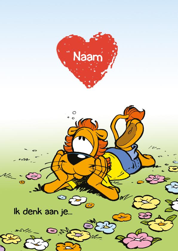 Valentijnskaarten - Valentijn Loeki verliefd - GS