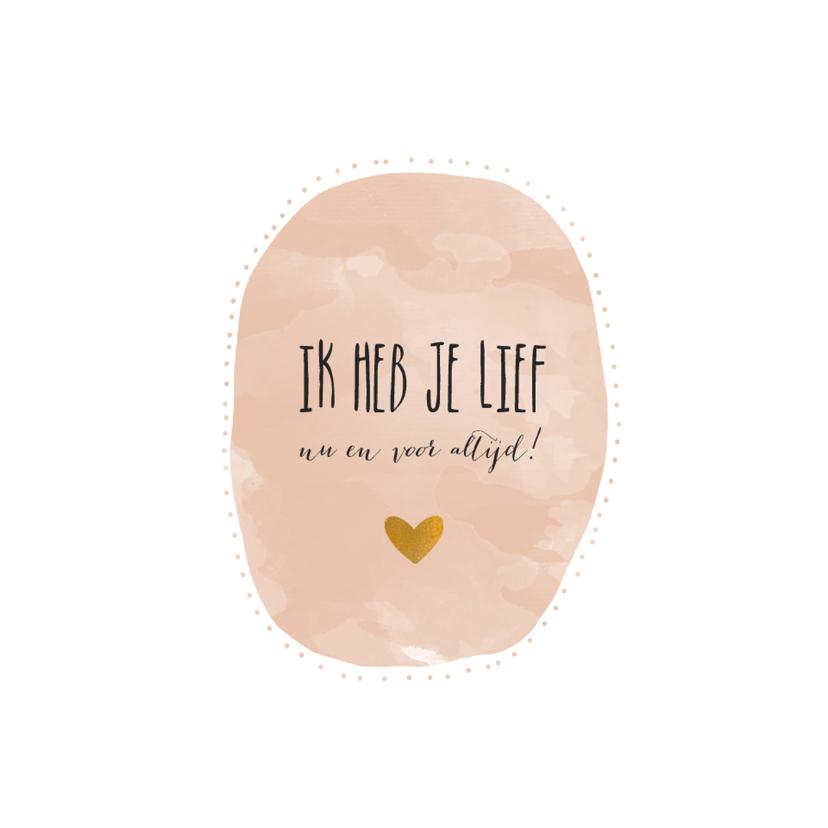 Valentijnskaarten - Valentijnskaart altijd - HM