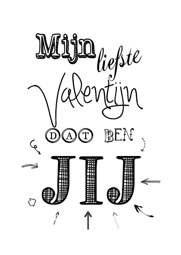 Valentijnskaarten - Valentijnskaart Hart